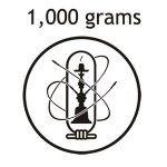 Shisha (1,000 grams)