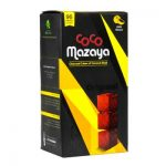 CocoMazaya Coconut Charcoal Cubes (96 Pieces)