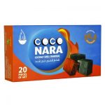 CocoNara Coconut Charcoal (20 Pieces)
