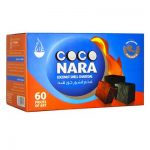 CocoNara Coconut Charcoal (60 Pieces)